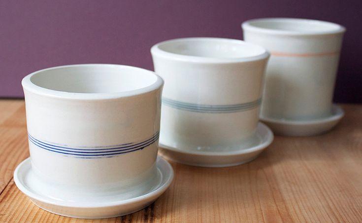 Taylor Ceramics at west elm Fenway. #westelmlocal