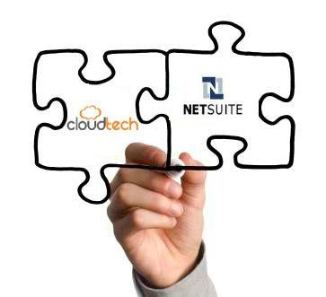 CloudTech NetSuite link