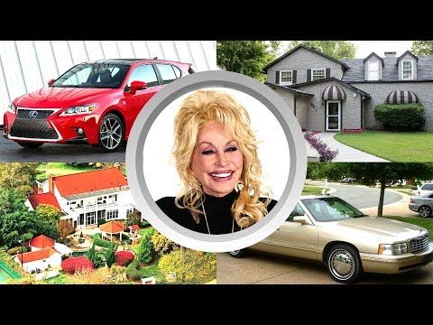 Dolly Parton Net Worth, Lifestyle, Family, Biography, House and Cars - YouTube