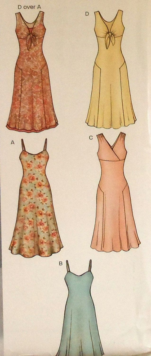 Summer Dress Sewing Pattern Need to look for this pattern
