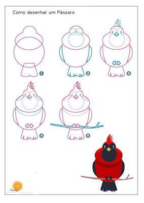Pintas Laranja: Como desenhar