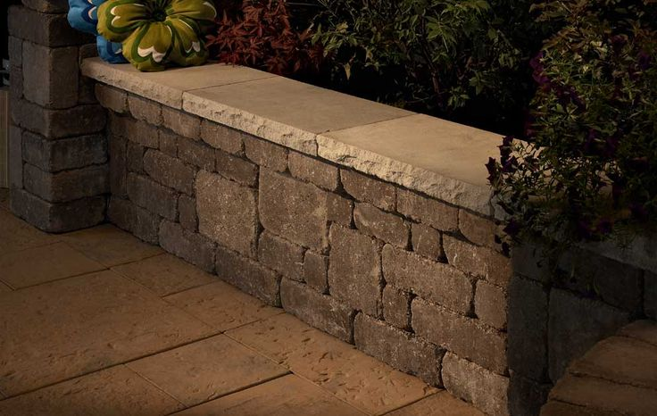 Outdoor Brick Seating Seat Walls Amp Bench Walls