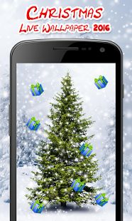 Christmas Live Wallpaper Free Select your favourite christmas live wallpaper to set your mobile screen... https://play.google.com/store/apps/details?id=com.gigomultimedia.christmas2016livewallpapernew