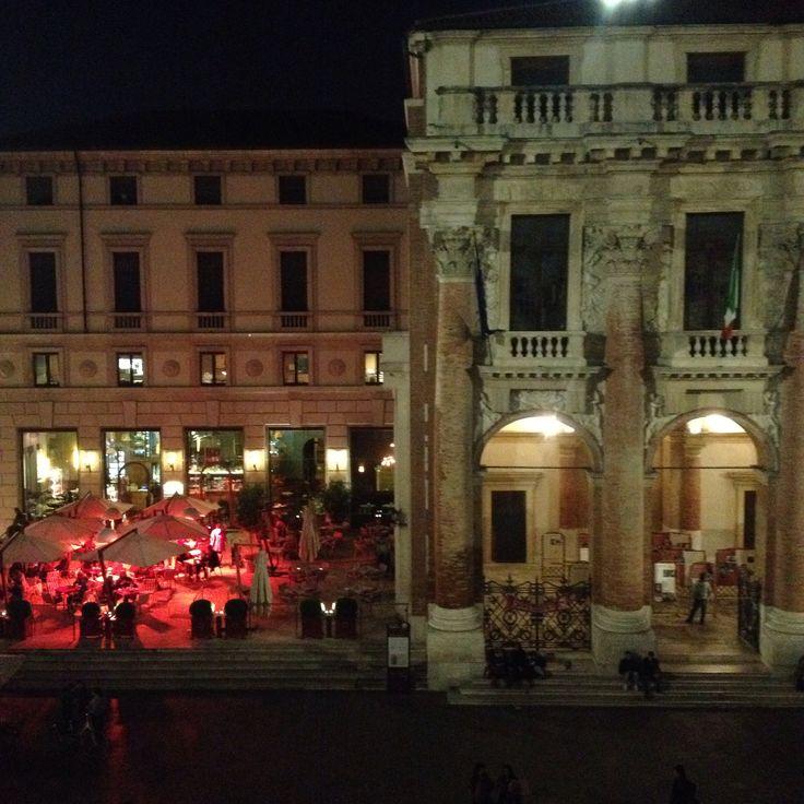 Vicenza dalla Basilica