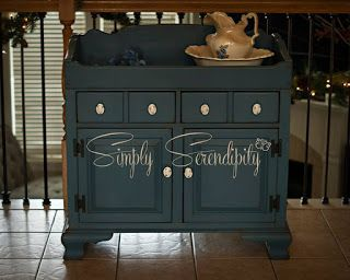 Chalk Paint Dry Sink Coffee Bar Wet Changing Table The Possibilities