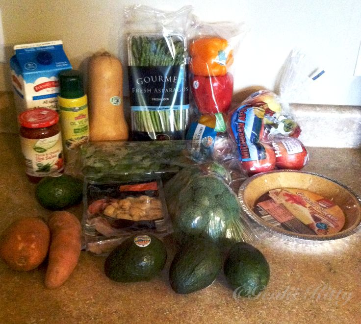 Vegan Fall Grocery Haul