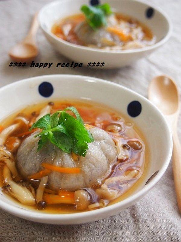 レンジで出来る! 料亭風 もちもち蓮根饅頭 野菜あんかけ by 河埜 玲子 「写真がきれい」×「つくりやすい」×「美味しい」お料理と出会えるレシピサイト「Nadia | ナディア」プロの料理を無料で検索。実用的な節約簡単レシピからおもてなしレシピまで。有名レシピブロガーの料理動画も満載!お気に入りのレシピが保存できるSNS。