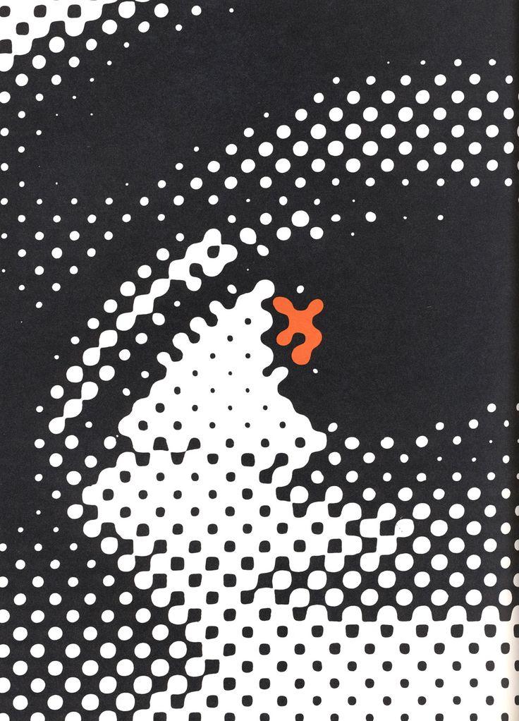 Line Art Vs Halftone : Best images about halftone patterns on pinterest