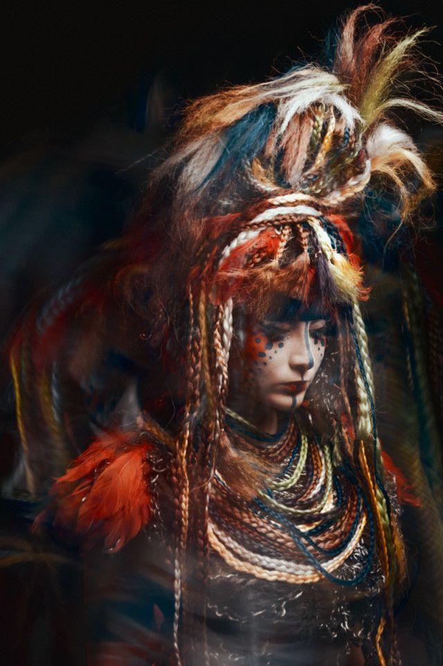 Alyz (Visualyz.com) - Kiki Beguin - makeup stylist Jackie Tadeoni - La Danse