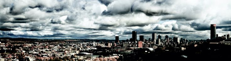 Cityscape, Johannesburg, South Africa