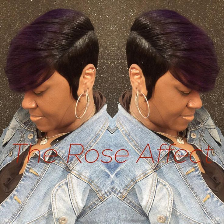 """375 Likes, 14 Comments - Rose (@the_rose_affect) on Instagram: """"NO LEAVE OUT CUSTUM COLOR QUICKWEAVE!! NO 27 piece allowed!!! She's birthday ready. This is The…"""""""