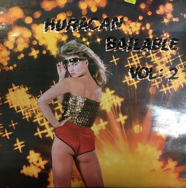 Huracan Bailable - Huracan Bailable Vol:2 (Vinyl, LP) at Discogs