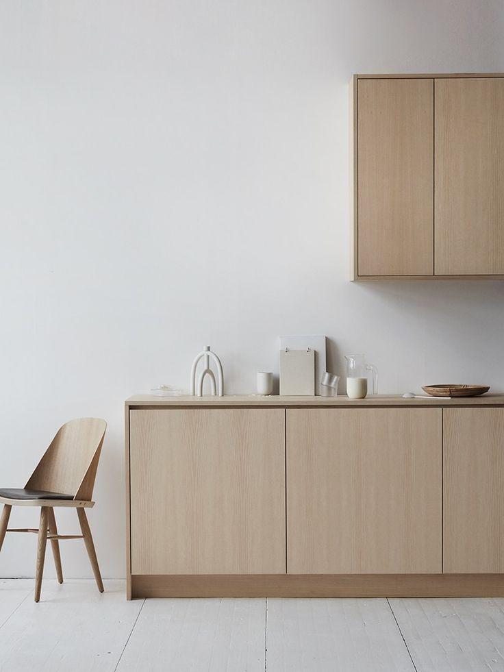 Interior inspiration | Wood kitchen