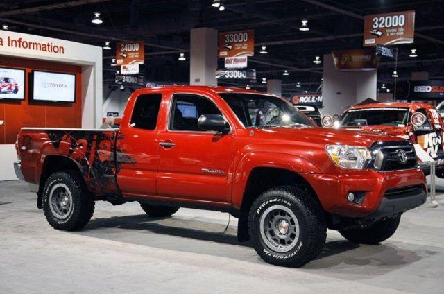 2015 Toyota Tacoma price