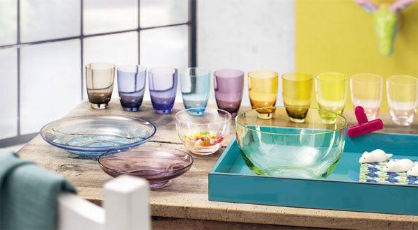 """RESERVED*) Набор красивеньких стаканов. Можно """"вискарных""""."""