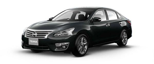 #Nissan #Teana