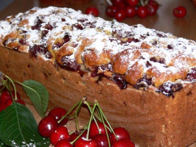 Meggyes őzgerinc – kevert tészta, nincs vele macera, de nagyon finom!