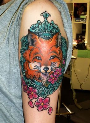 318 best images about tattoos foxes on pinterest david hale fantastic mr fox and fox tattoo. Black Bedroom Furniture Sets. Home Design Ideas