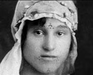 This was actually a tattoo of the Armenian Women who were taken in the Armenian Genocide by the Turks, and tattooed as marks. Documentary link: http://topdocumentaryfilms.com/grandmas-tattoos/