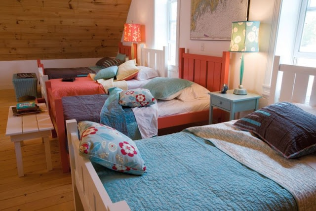 Living the Well Appointed Life with Melissa Hawks: Style, Fashion, Home Decor, Decorating Blog: Maine Cottage Furniture - Great Bedroom Furniture for the Summer Home!