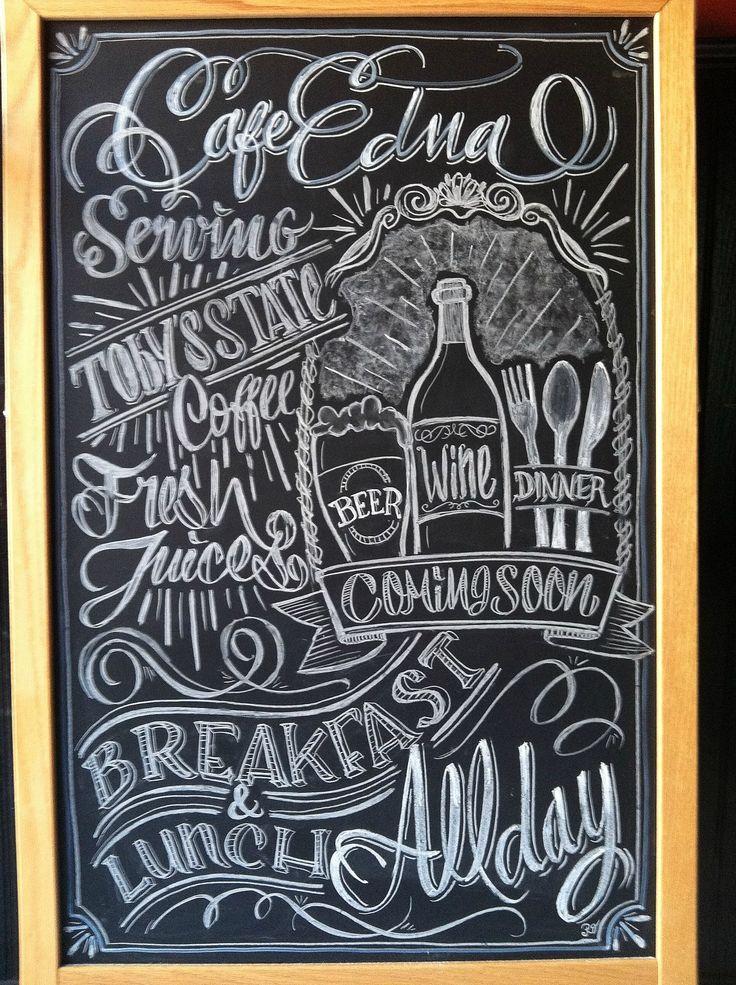 72 best images about wine list ideas on pinterest for Wine chalkboard art