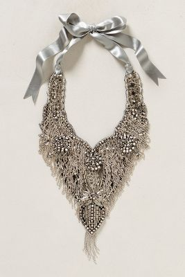 Jewel Frost Necklace #anthropologie #ad *Lovely