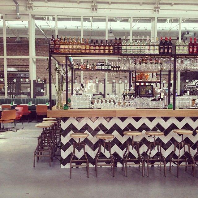 Brasserie Halte 3   Amterdam, the Netherlands by petitepassport