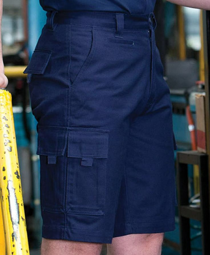 Embroidery / Printing / Workwear / Cargo shorts / Activ Embroidery Designs activembroidery.com.au