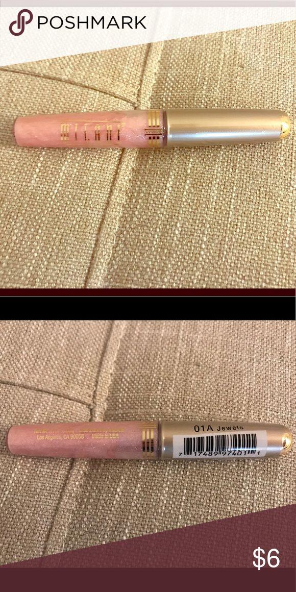 Milani Lip Gloss New Milani Makeup Lip Balm & Gloss