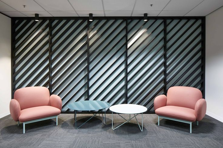 Perpetual Commercial Office Fitout Reception