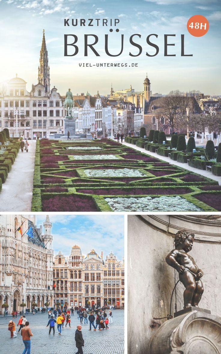 48h Brüssel - Guide für deinen Kurztrip