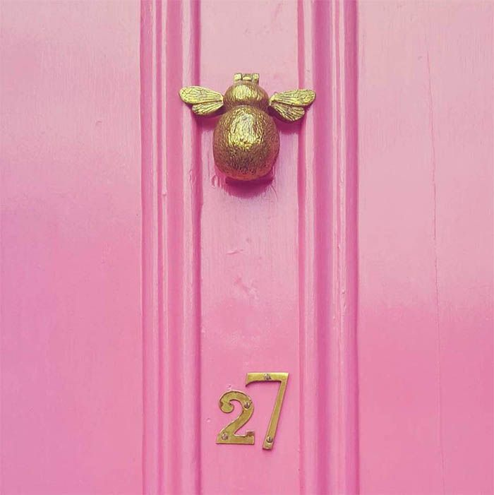 14 Door Knockers for a Fresh New Look | Design*Sponge | Bloglovin'
