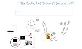 The Context of Dulce et Decorum est by Elisa Gorle on Prezi