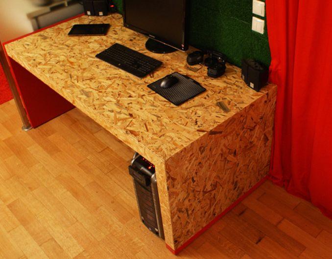 OSB-desk
