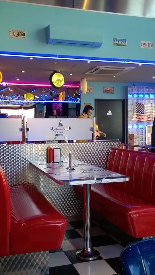 330 best Restaurant Diner images on Pinterest | Vintage diner, 1950s ...