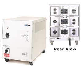 Battery Backup System  @  http://onlinepower.com/