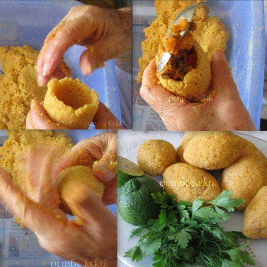 Patatesli içli köfteyi yaparken bazı püf noktalarına dikkat etmek gerekiyor. Köfteyi kızartırken, köftenin iç malzemesinin köfteyi çatlatı...