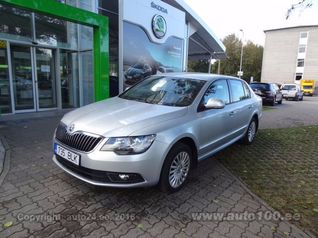 Skoda Superb Active Fl 1 6 Tdi 77kw