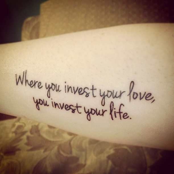 Tattoo Quotes For Your Son: 81 Best Images About Ink On Pinterest