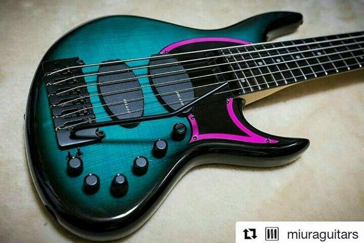 377 best Extended Range Basses images on Pinterest | Bass guitars ...