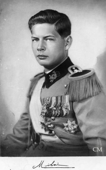 King Michael (Mihai) of Romania