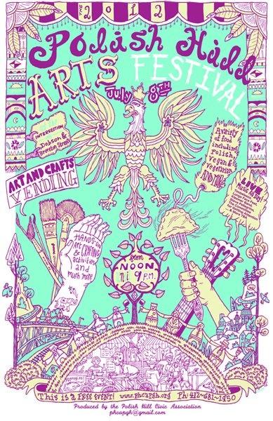 Polish Hill Arts Festival, Pittsburgh