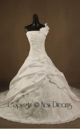 abito da sposa V4041-wedding dress ball Gown style V4041