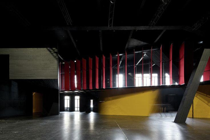 Imagen 8 de 18 de la galería de NAVE / Smiljan Radic. Fotografía de Nico Saieh