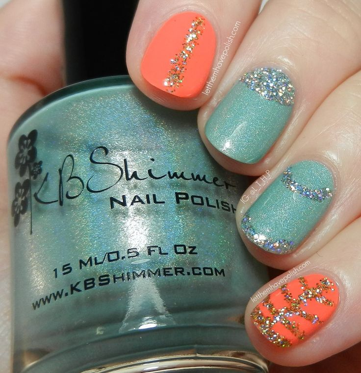 Find This Pin And More On * SIMPLE Nail Art Design Ideas By Myblisskiss.