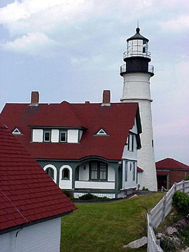 Portland Head Maine