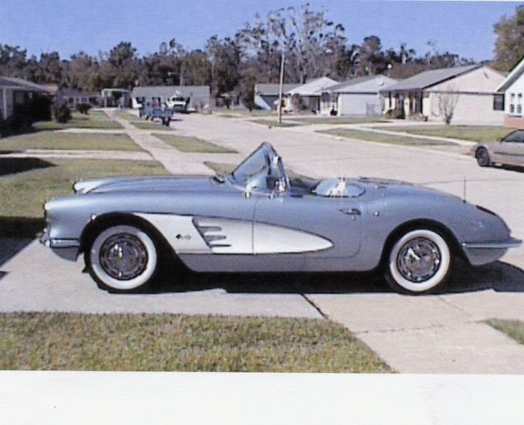 1959 chevrolet corvette - group picture, image by tag - keywordpictures.com