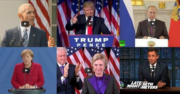 Τα πιο ενδιαφέροντα βίντεο για την εκλογή Τραμπ | marketbet.gr