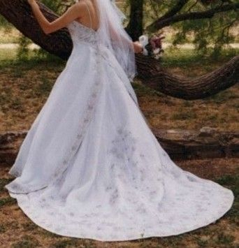 Impression Bridal Wedding Dress by Zurc  this is almost identical to mine.  gorgeous dress!
