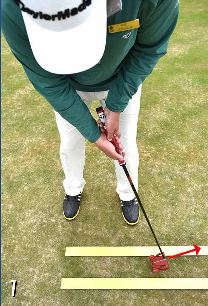 How To Putt Like Jack Nicklaus With Images Golf Tips Golf